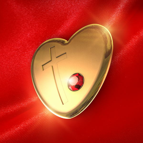 Cadeau de janvier 2021 - Coeur sacré de Jésus