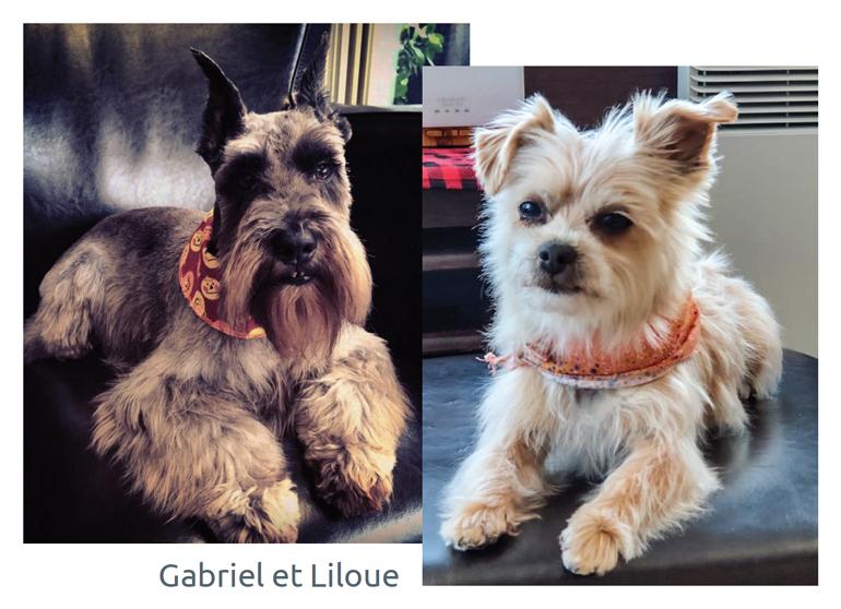 Gabriel et Liloue