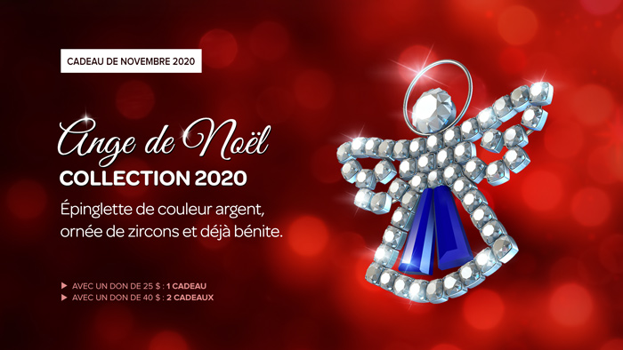 Ange de Noël - Collection 2020
