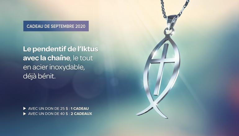 Cadeau de Septembre 2020